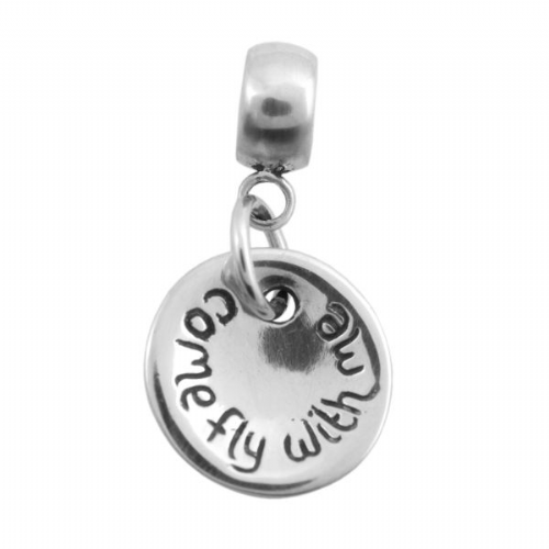 Pandora Style Personalised Disc
